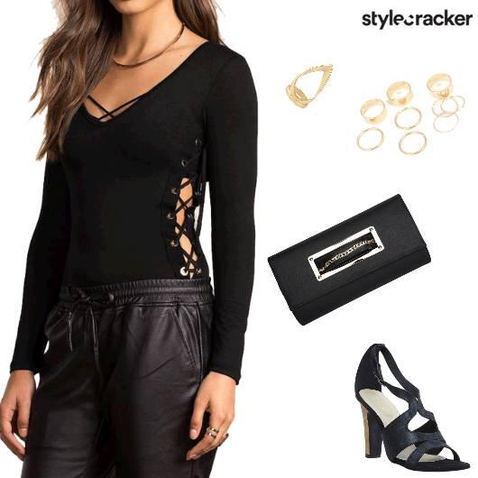 Black NightOut Weekend Party - StyleCracker