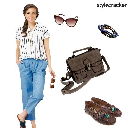 Casual SmartCasual OnTheGo Stripes - StyleCracker