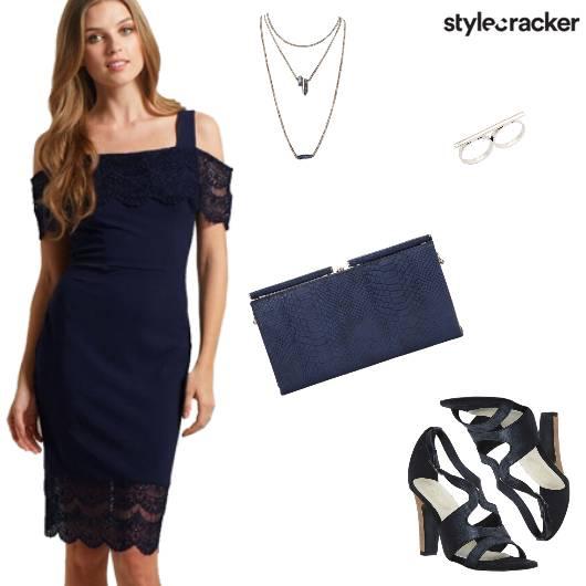 NightOut Lace Bodycon Party - StyleCracker