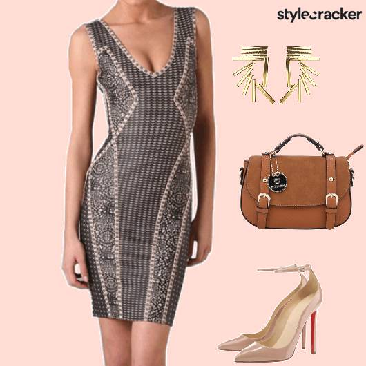 Bodycondress Pumps Satchel Party - StyleCracker