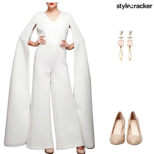 White RedCarpet NightOut Party - StyleCracker