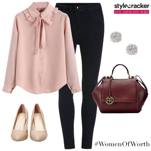 WomenOfWorth Work Formal  - StyleCracker