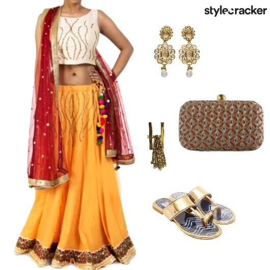 Lehenga Indian Ethnic Wedding  - StyleCracker