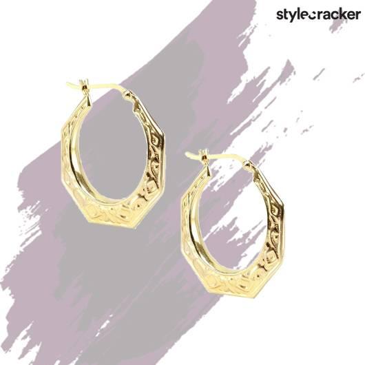 SCLOVES Earrings Hoops - StyleCracker