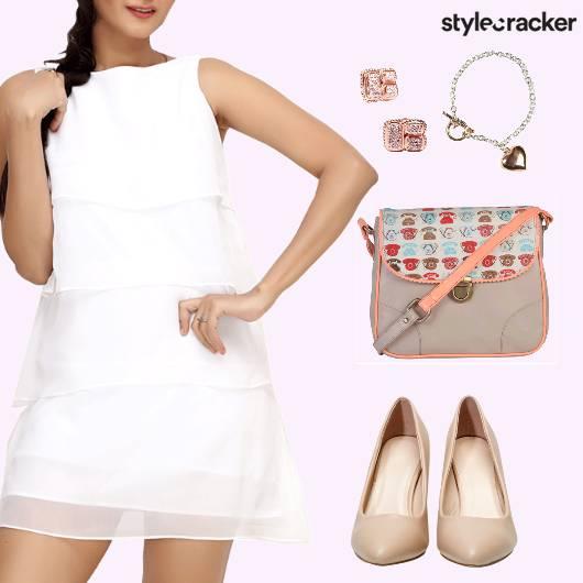Layered Dress Brunch Summer - StyleCracker