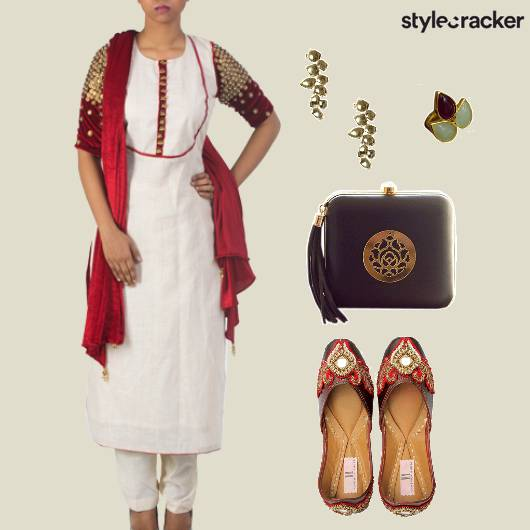 Indian Casuals Juttis - StyleCracker