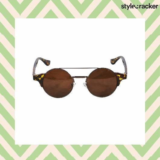 SCLoves Sunglasses Roundframe - StyleCracker
