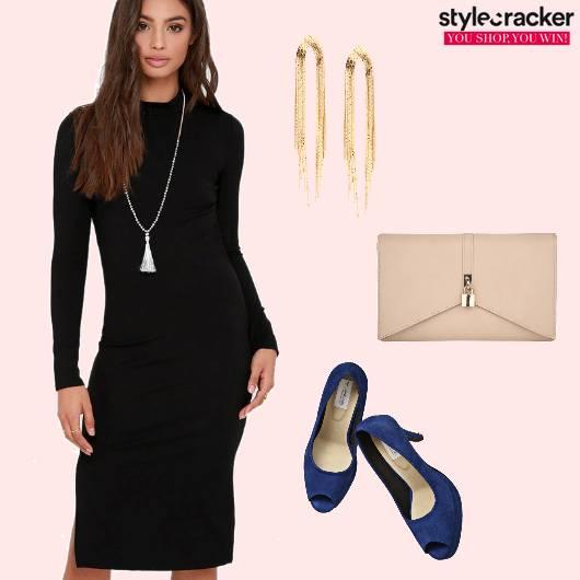BodyCon Dress Party NightOut  - StyleCracker