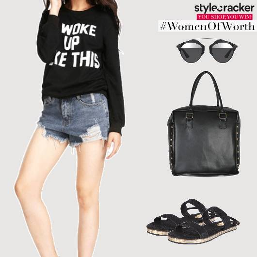Casual College Summer Sweatshirt - StyleCracker