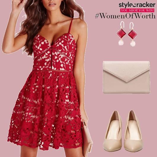 DateNight Dinner Dress - StyleCracker
