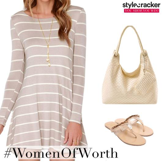 TshirtDress DayDress OnTheGo  - StyleCracker