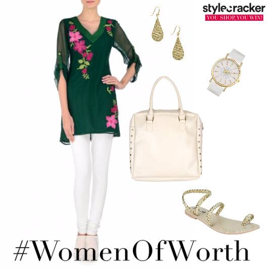 Indian Festive IndoWestern Workwear - StyleCracker