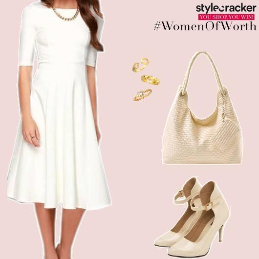 FormalWear Dress Bag Necklace - StyleCracker