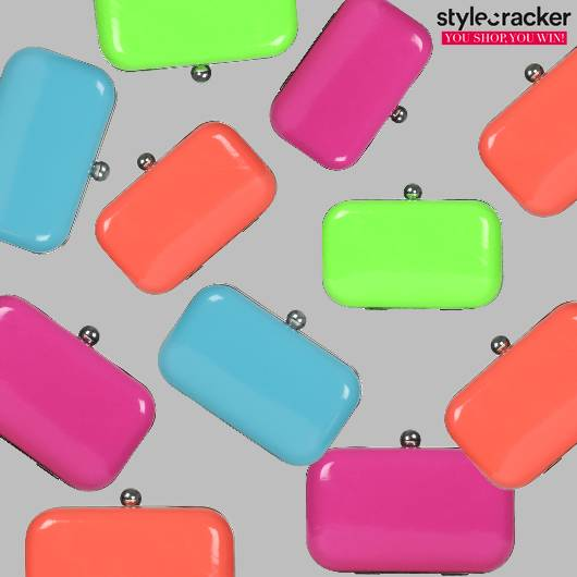 SCLoves ColourfulClutches CandyColours - StyleCracker