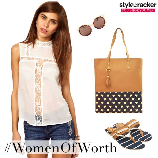 Casual Lace Shorts Weekend - StyleCracker