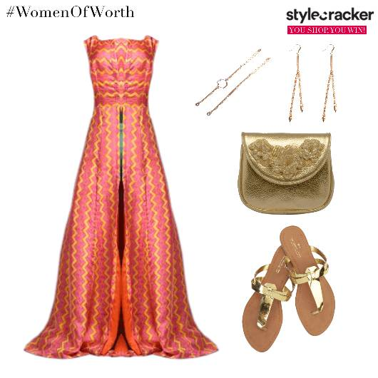 Festive Indian Print Clutch Accessories - StyleCracker