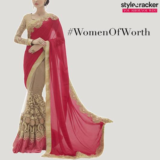 SCLOVES Indianwear Saree - StyleCracker
