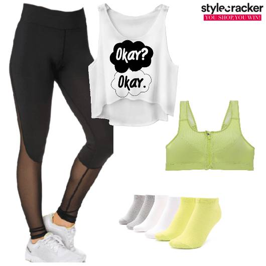 ActiveWear WorkOut Yoga InternationalYogaWeek - StyleCracker