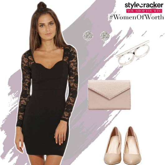 Bodycondress Pumps Envelopeclutch Bombshell - StyleCracker