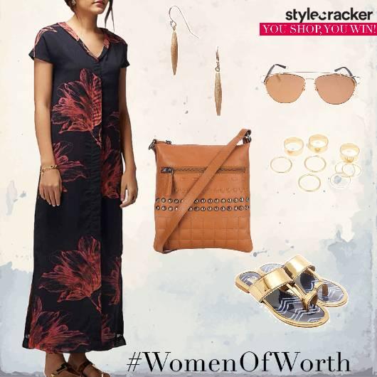 Floral Long Shirt Dress Casual Summer - StyleCracker