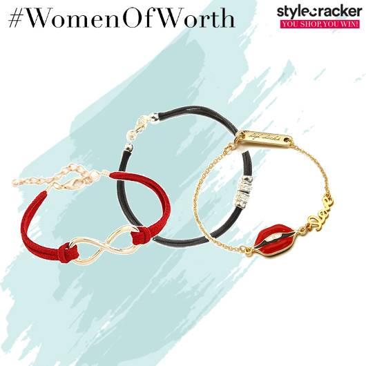 SCLoves StackedBracelets  - StyleCracker