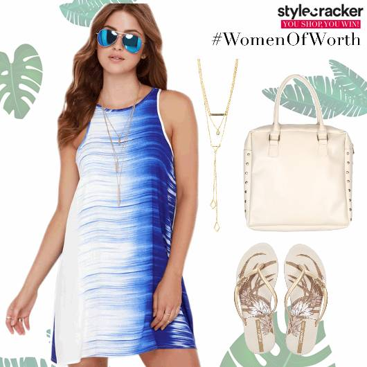 Dress Flipflops Summer  - StyleCracker