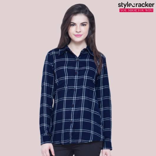 SCLOVES Plaid Shirt - StyleCracker