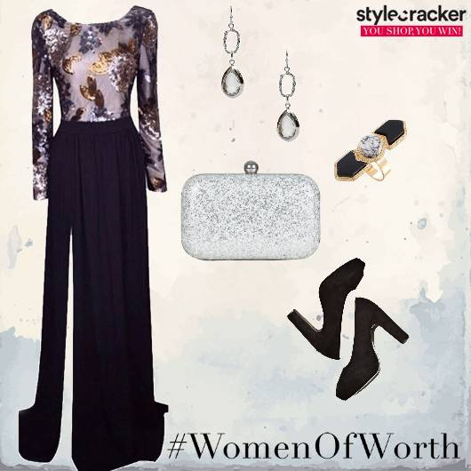 Slit Dress Night Party - StyleCracker