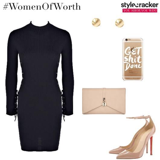 Bodycondress Clutch Heels Casual - StyleCracker