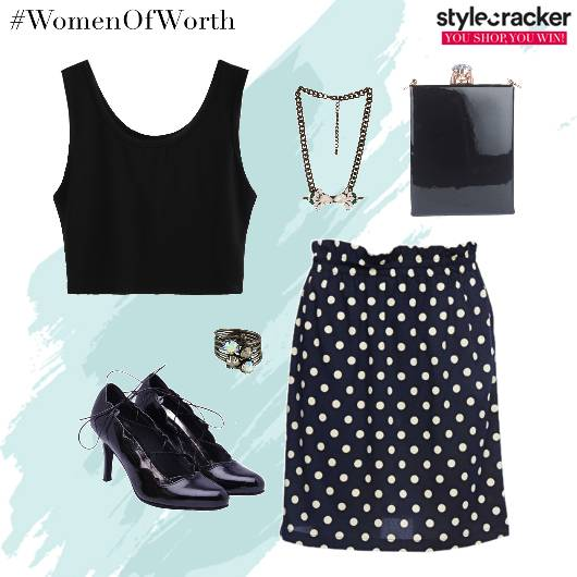 CropTop Dinner Clutch Accessories - StyleCracker