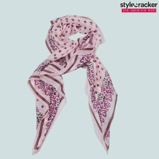 SCLOVES Printed Scarves  - StyleCracker