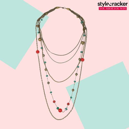 SCLoves LayeredNecklaces  - StyleCracker