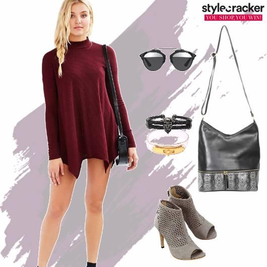 Casual Booties Sunglasses  - StyleCracker