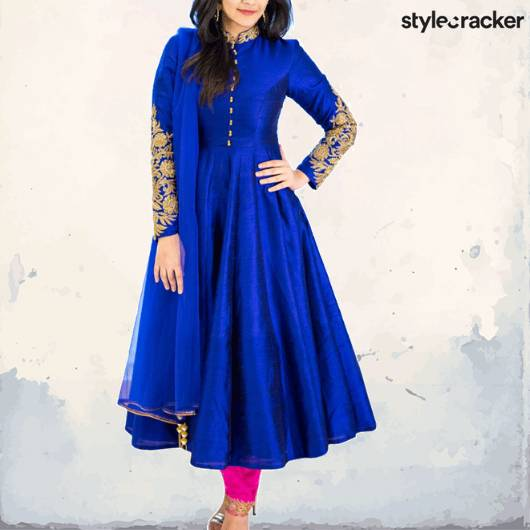 SCLOVES Indianwear Blue  - StyleCracker