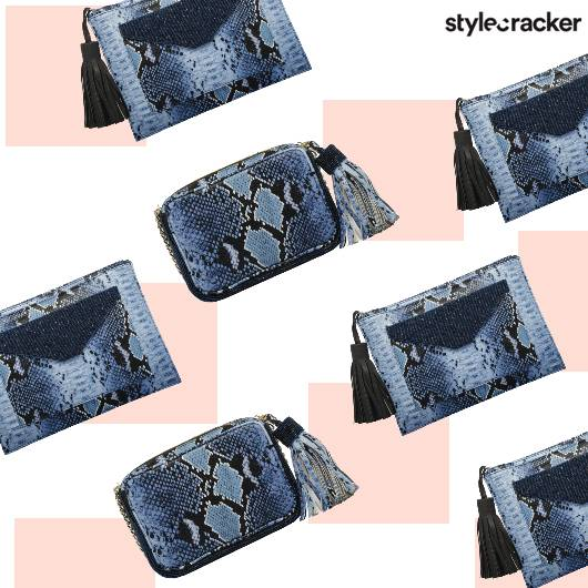 SCLoves Clutches SlingBags Blue - StyleCracker