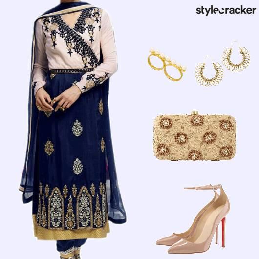 Festive Indian WrapKurta  - StyleCracker