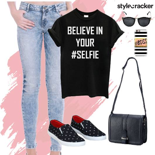 GraphicTshirt  SlipOns Slingbag Accessories - StyleCracker