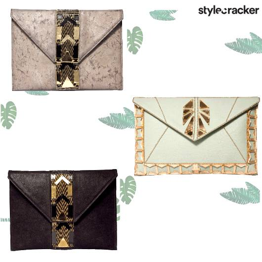 SCLoves Embellished EnvelopeClutch - StyleCracker