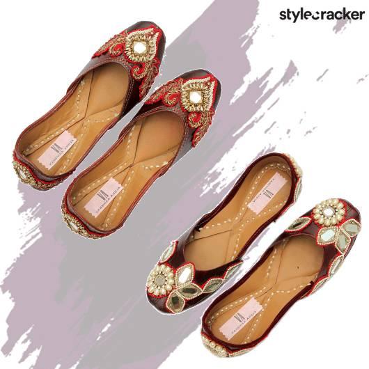 SCLoves Ethnic Indian Juttis - StyleCracker