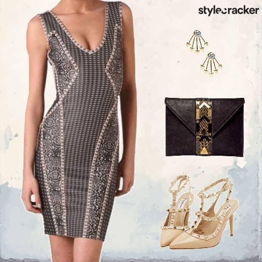 Weekend Party Bodycon Dress - StyleCracker