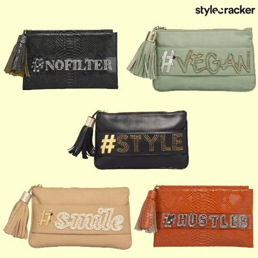 SCLoves Statement Clutches  - StyleCracker