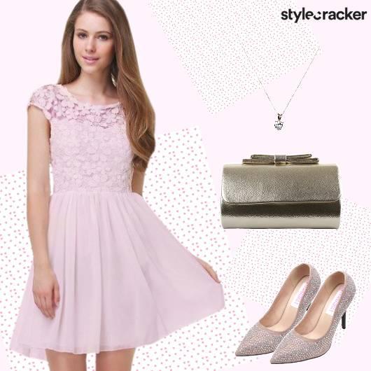 DateNight Pastel Dress - StyleCracker