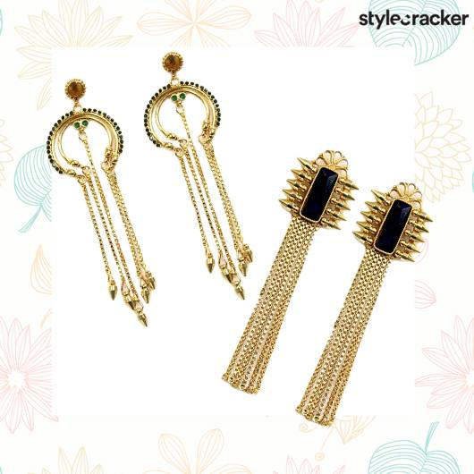 SCLoves Statement Earrings - StyleCracker