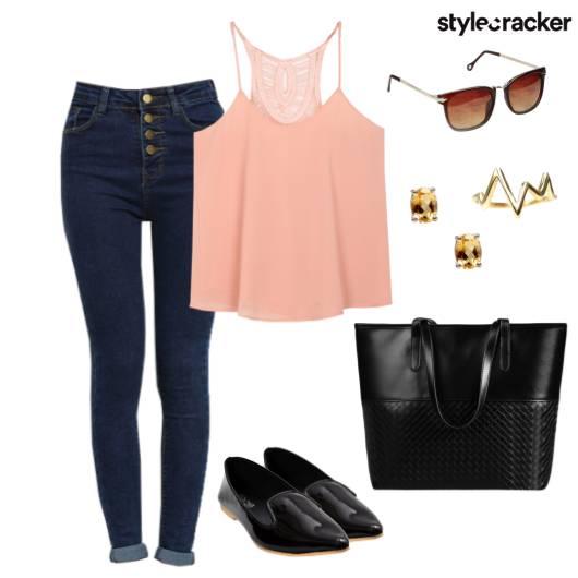 TankTop Jeans Casual Summer - StyleCracker