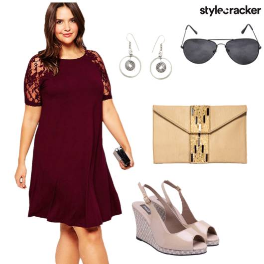 Summer Dress Casual Lunch - StyleCracker