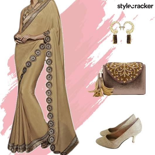 Ethnic Indian Festive Wedding - StyleCracker