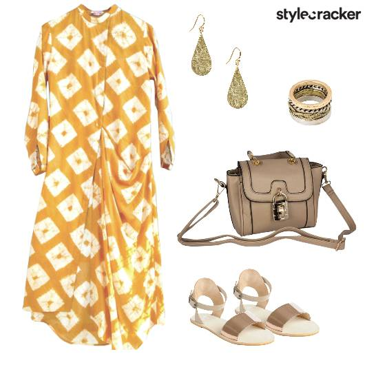 Kurti Flats Crossbodybag Casual OnTheGo - StyleCracker