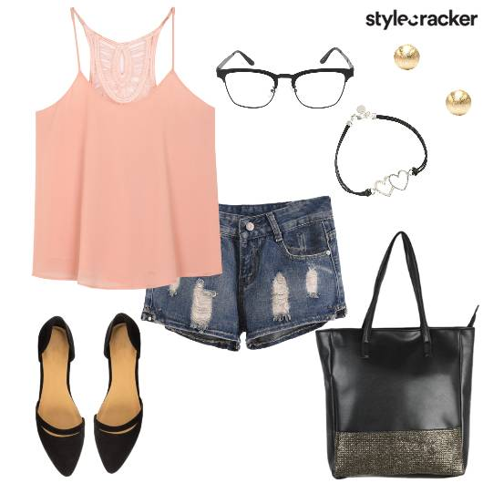 Tank Top Shorts Casual Summer - StyleCracker