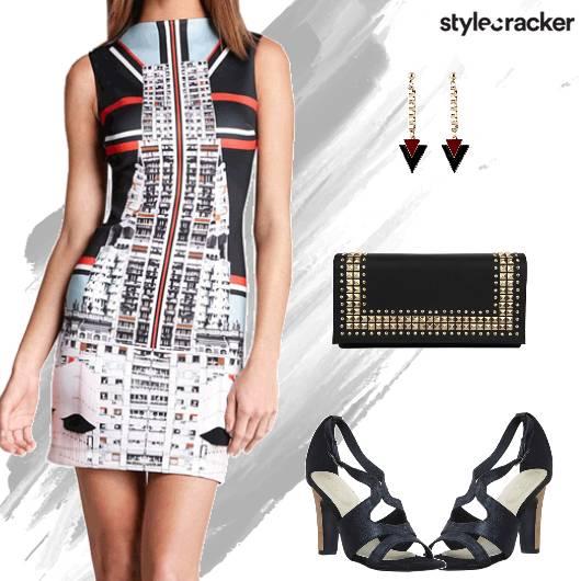 Weekend Party NightOut Dress - StyleCracker