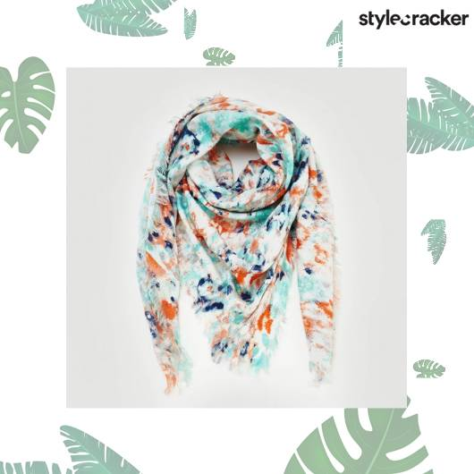 SCLoves Printed Scarves - StyleCracker
